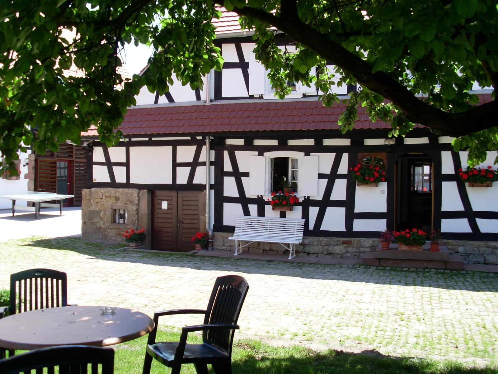 Tourisme rural Alsace – Tourisme vert et gites en Alsace
