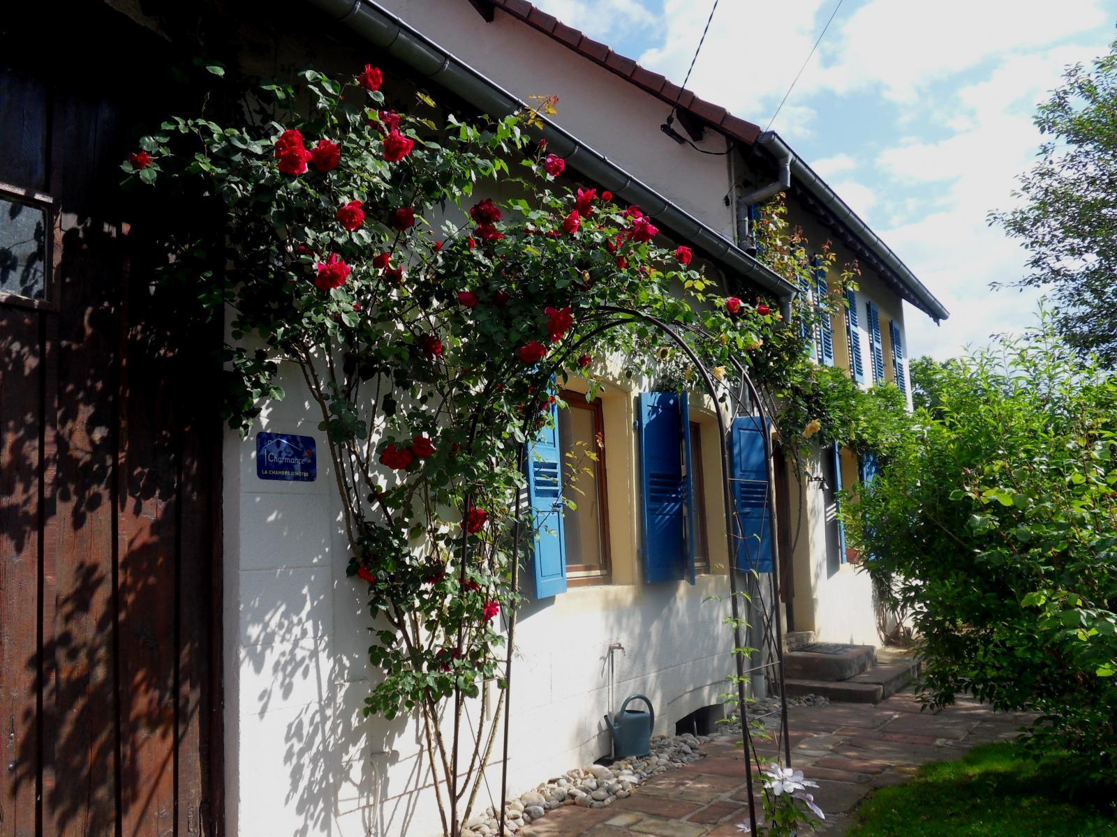 Tourisme rural Franche té Gites en Franche té